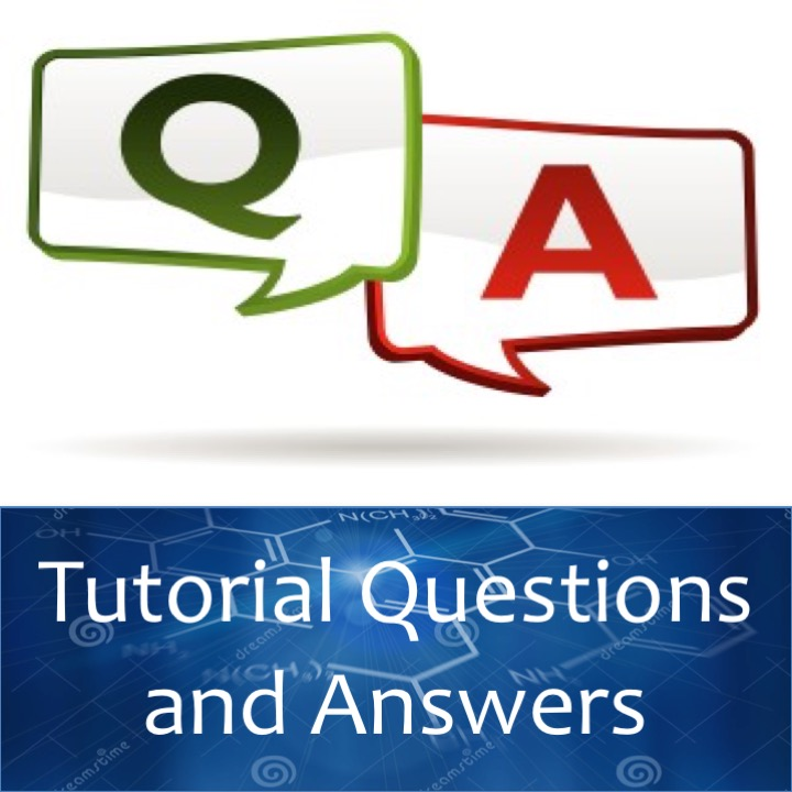 WACE Chemistry Tutorial Questions and Answer